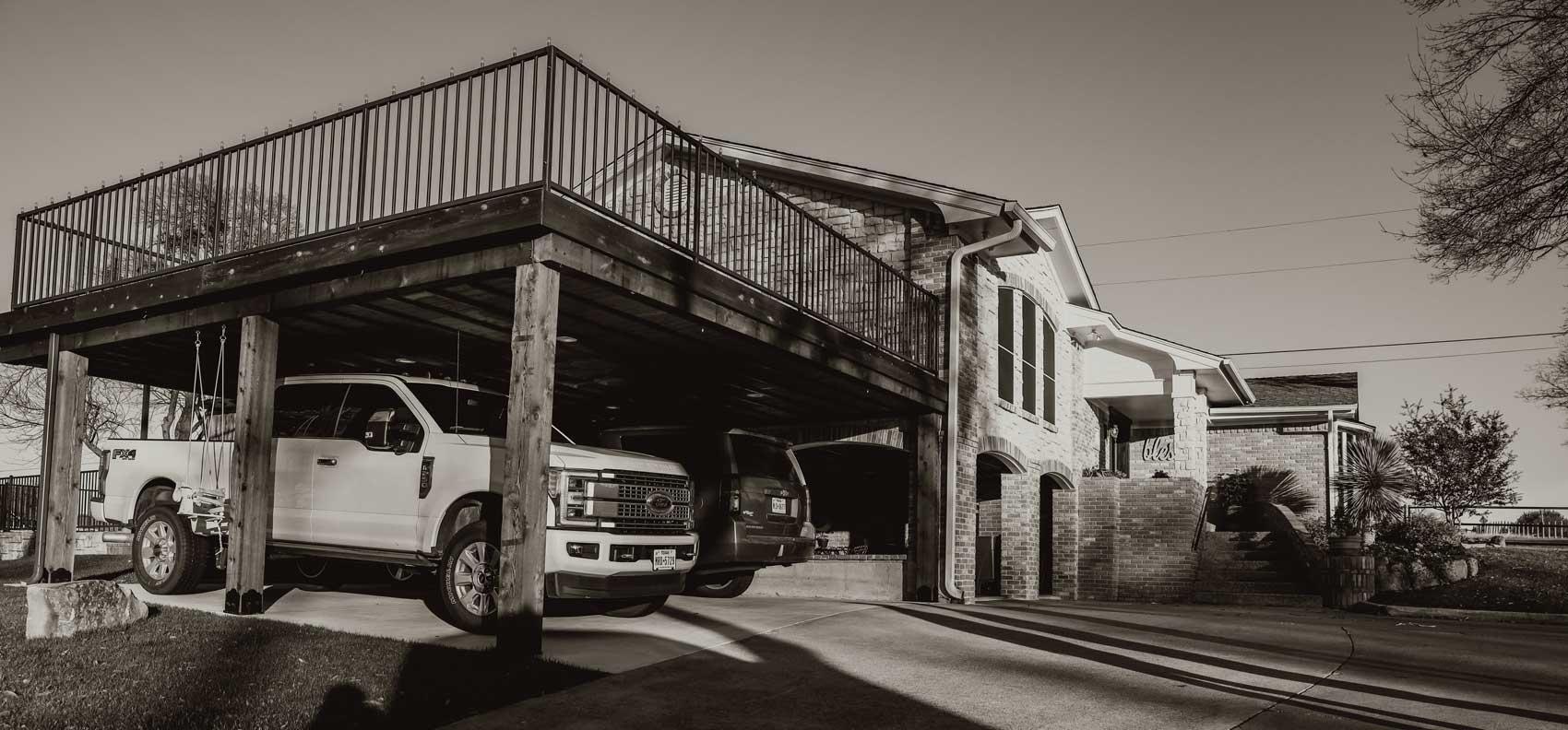 Outdoor Living Contractors Fort Worth Texas
